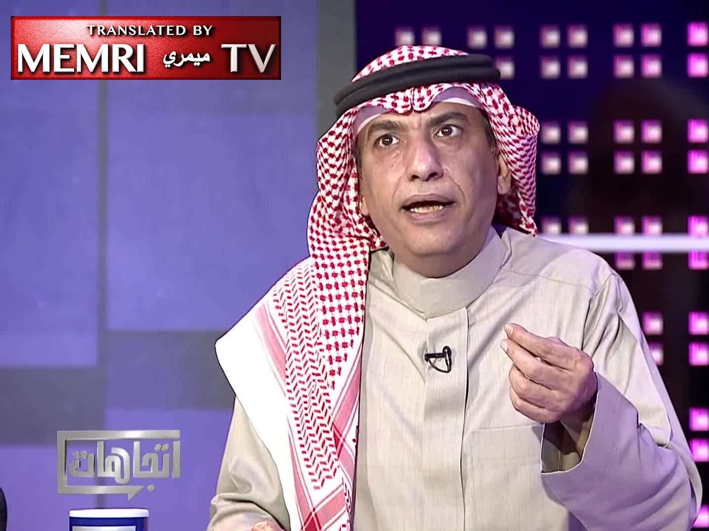 Saudi Journalist Dahham Al-Enazi: We Should Normalize Relations with Israel, Iran and Turkey Are Bigger Threats